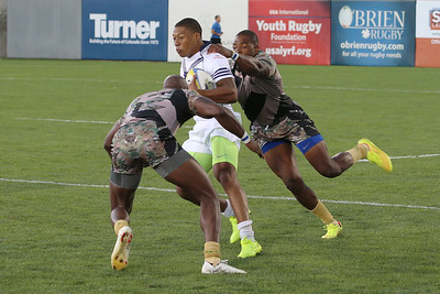 Cameron Freeman 1H1542199 2014 Serevi Rugbytown Seven's Navy vs Air Force
