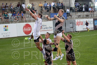 Jack Bristol 1H1542288 2014 Serevi Rugbytown Seven's Navy vs Air Force