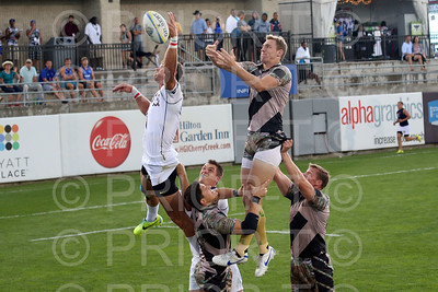 Jack Bristol 1H1542287 2014 Serevi Rugbytown Seven's Navy vs Air Force